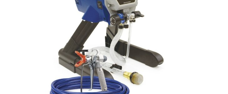 Graco Magnum X5 (262800) Airless Paint Sprayer Reviews