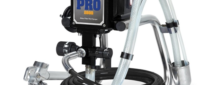HomeRight C800879 Power-Flo Pro 2800: Airless Paint Sprayer for every need