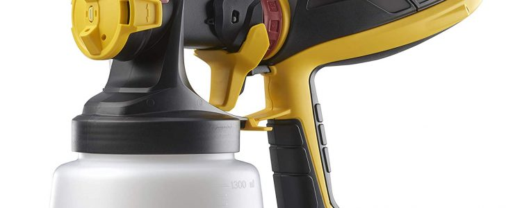 Wagner Spraytech 0529010 FLEXiO 590 HVLP Paint Sprayer