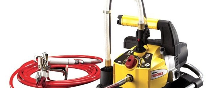 Wagner 0515034 – Airless Paint Sprayer For Professional Coating
