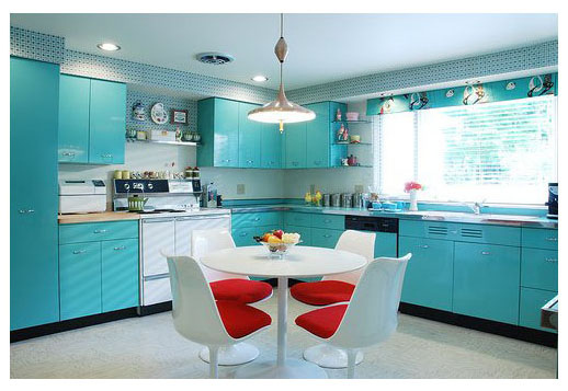 how to paint a metal kitchen cabinet