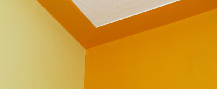 How to Paint a Ceiling Fast