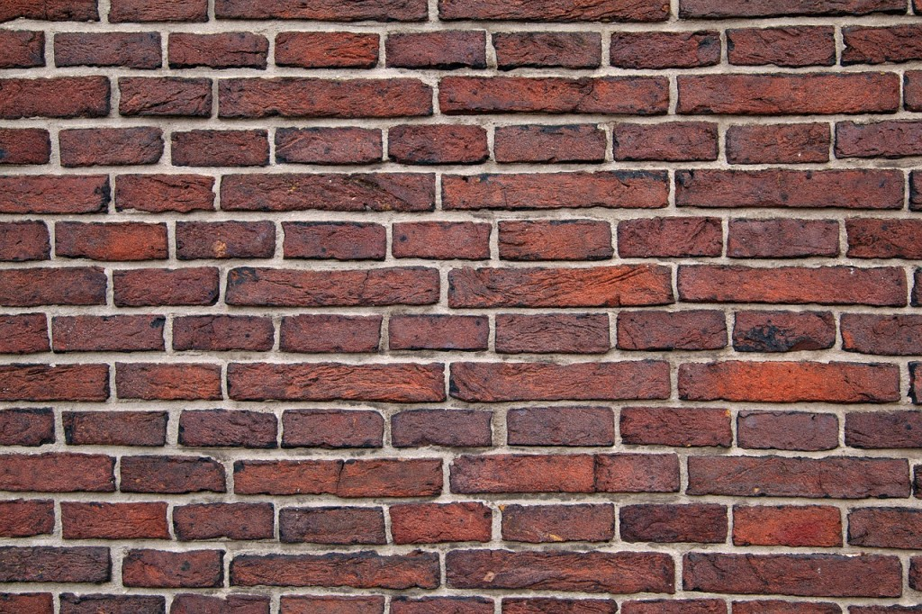 how to paint brick wall