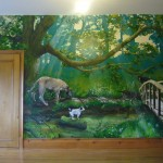 How to Paint Mural