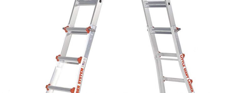 Little Giant 10126LG 300-Pound Duty Rating Ladder System