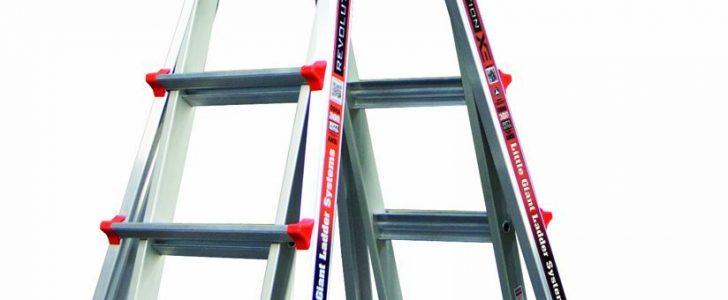 Little Giant 12022 Revolution Multi-Use Ladder