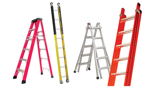 What Are The Different Types OF Ladder And How To Properly Use One