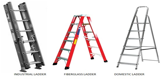rigid ladder types