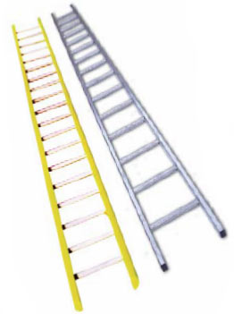 Types Of Ladders And The Materials Used In Making One